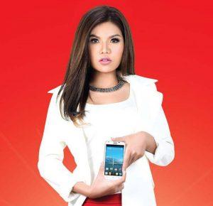 Meas Sok Sophea Chosen to be Huawei's Ambassador
